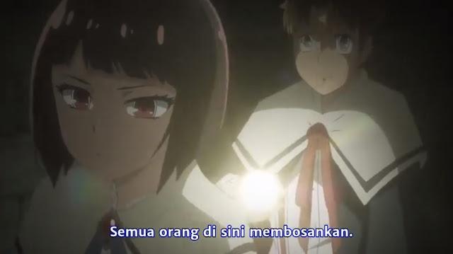 Muhyo to Rouji no Mahouritsu Soudan Jimusho Episode 07 Subtitle Indonesia