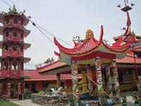 Kongco Ho Tong Bio in Banyuwangi