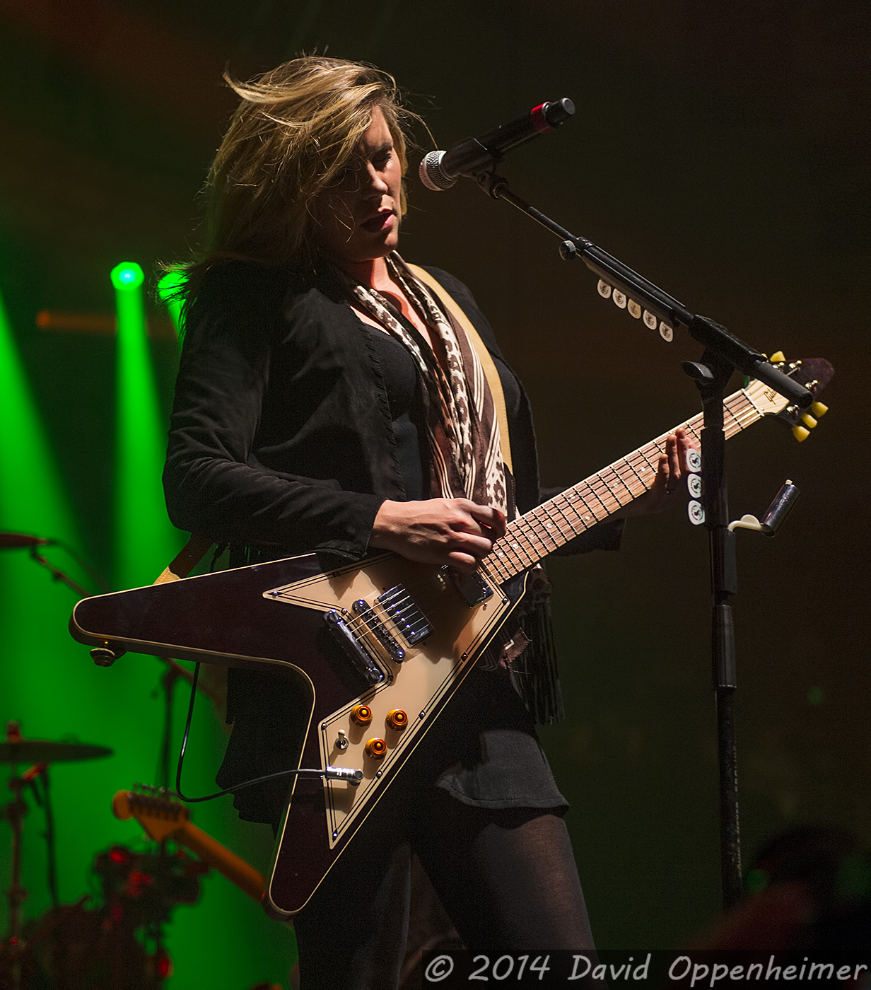 Grace Potter with Grace Potter and the Nocturnals