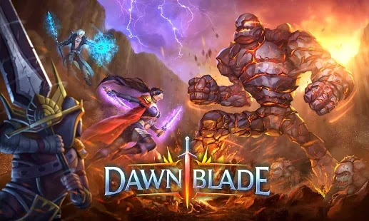 Dawnblade Apk+Data Free on Android Game Download