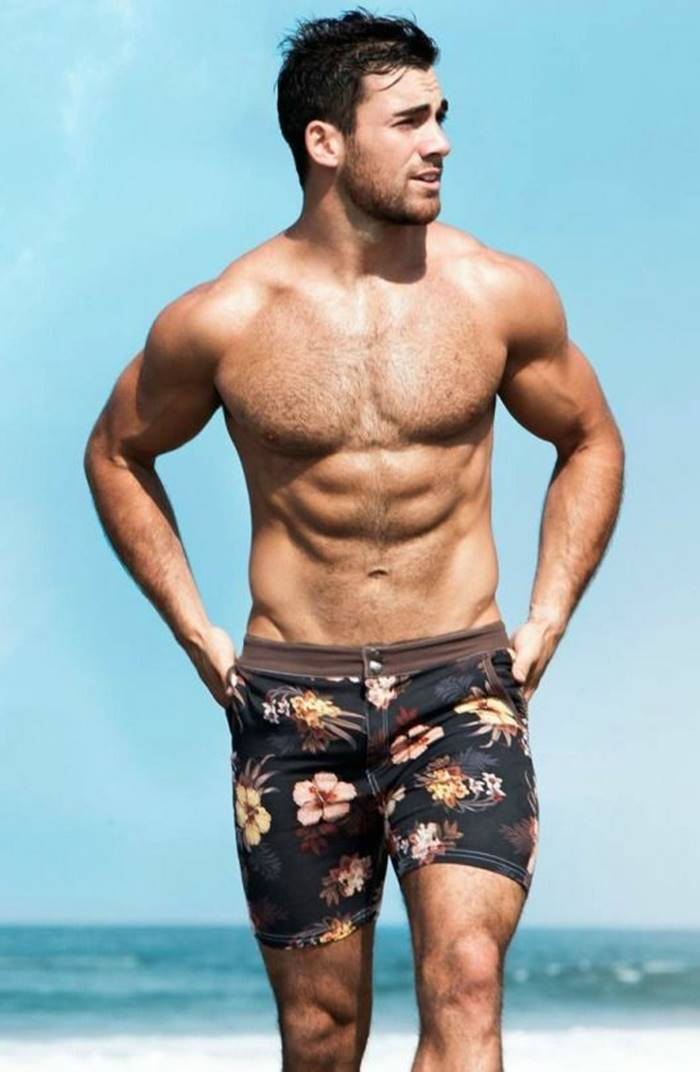 Short floral masculino, looks e dicas para usar em 2018