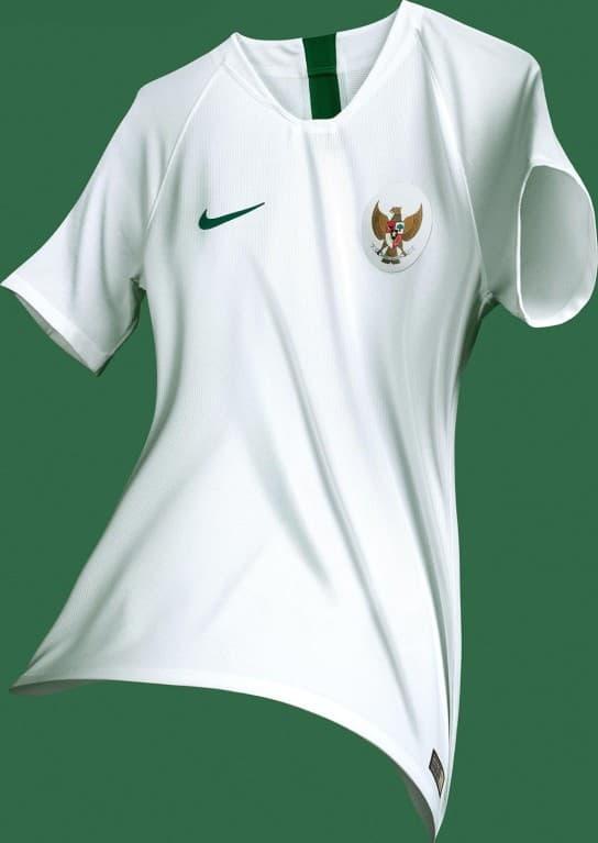 インドネシア代表 2018 ユニフォーム-アウェイ