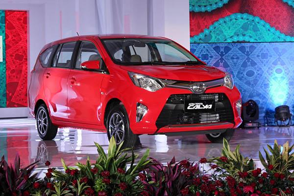 Toyota Calya Tipe G Manual Paling Laris
