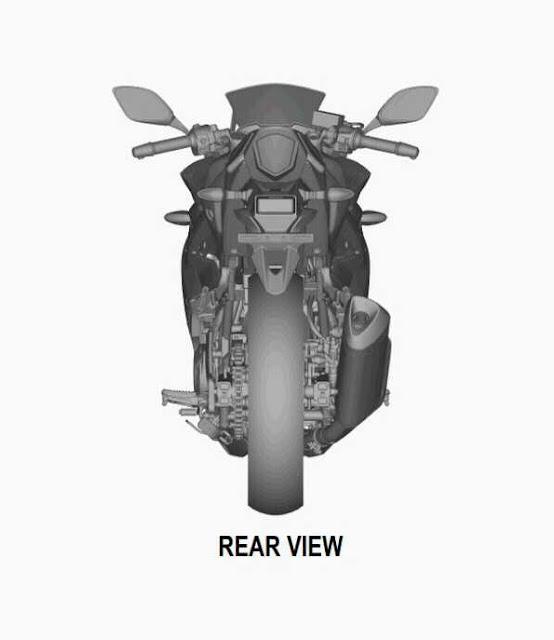 Rekabentuk Terakhir Suzuki GSX-R250 2017 Di Dedahkan