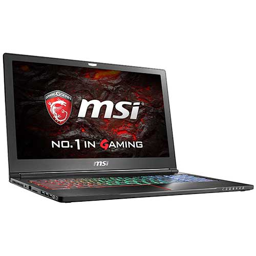 MSI GS63VR 6RF Stealth Pro Drivers