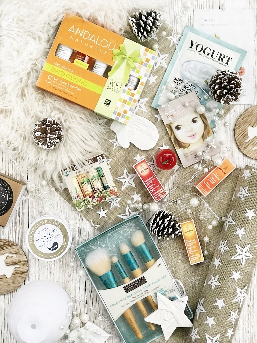 Unique Christmas Beauty Gifts Under 20