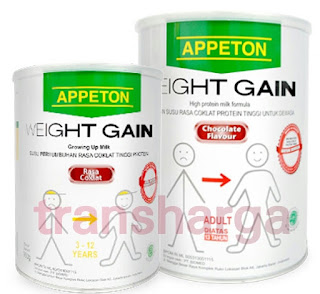 Harga Susu Appeton Ber-HPER Tinggi Terbaru