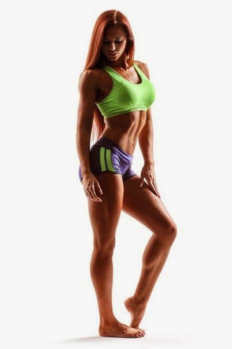 Lyolya Blokhina - Female Fitness Models