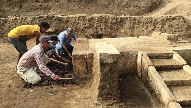 Археологи узнали, кто построил тронный зал для фараона Рамзеса II