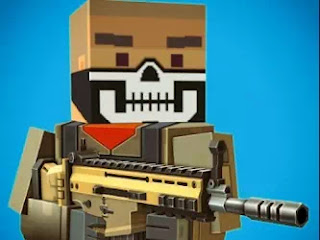 Çılgın Piksel Savaşı - Crazy Pixel Warfare