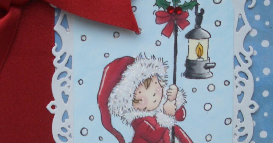 Christmas Card Craft Ey