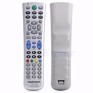 telecomando 6 in 1 universale