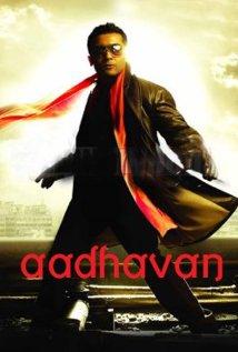 Aadhavan 2009 Dual Audio Hindi 480p BRRip 500mb