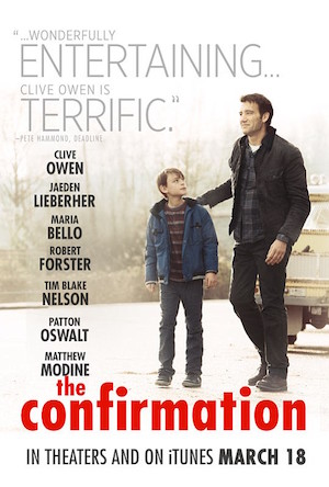 Poster The Confirmation 2016