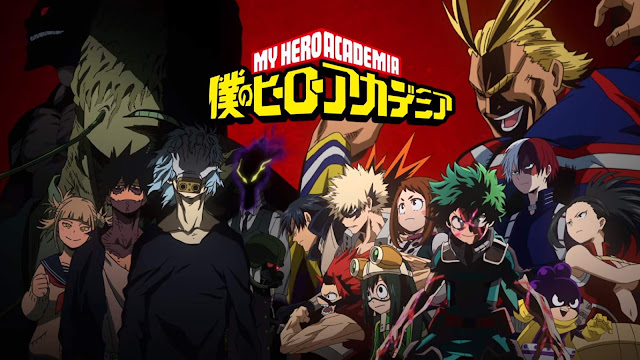 Gratis Unduh Anime Boku no Hero Academia Season3 Episode 1-25 Subtitle Bahasa Indonesia Batch