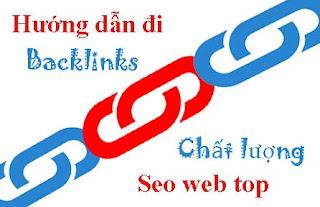 Hướng dẫn cách đi backlink forum chất lượng seo web top - kiếm tiền online