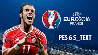 Download Option File Pes 6 Juli 2016 Update EURO dan COPA America
