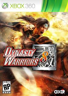 Dynasty Warriors 8 (XBOX360)