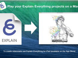 Here Is An Easy Way to Play Explain Everything Presentations Directly on Your Mac