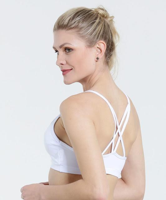 Moda para atividade física? Sim, todas nós sabemos o quão é importante a pratica de exercícios físicos, e a Marisa pensou em unir moda com fitness