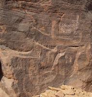 إكتشاف جديد لأقدم جرافيتي فى الحضارة المصرية