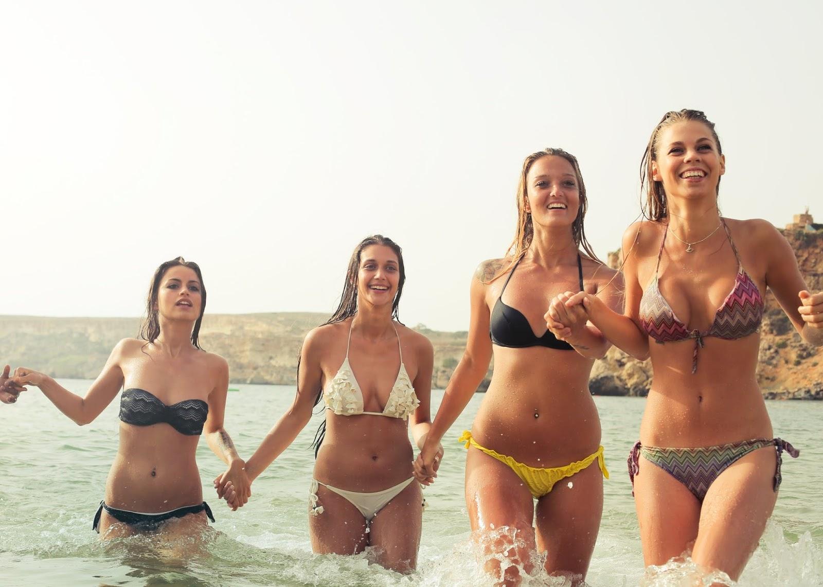 0b3dcc04674d Cómo elegir un traje de baño según la forma de tu cuerpo?