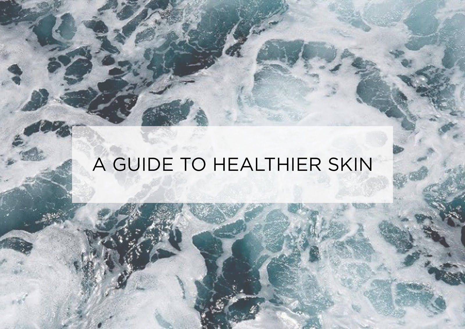 Healthy Skin with Origins, Pai and Dermalogica