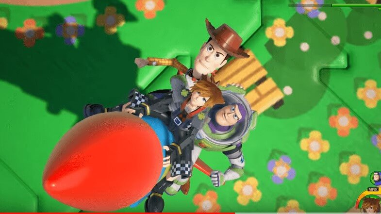 Kingdom Hearts III – Gameplay Overview Trailer