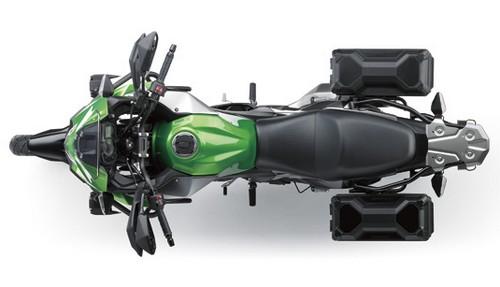 Fitur Kawasaki Versys X 250 Tourer Terbaru