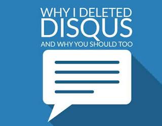 Cara Mengatasi Spam Komentar Disqus Di Blogspot dan Wordpress