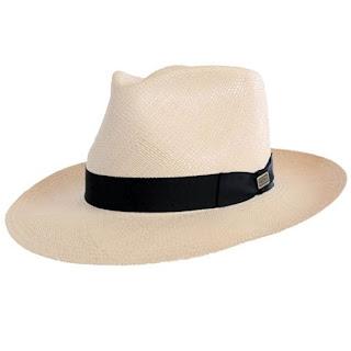 DelMonico Kevin Panama Hat