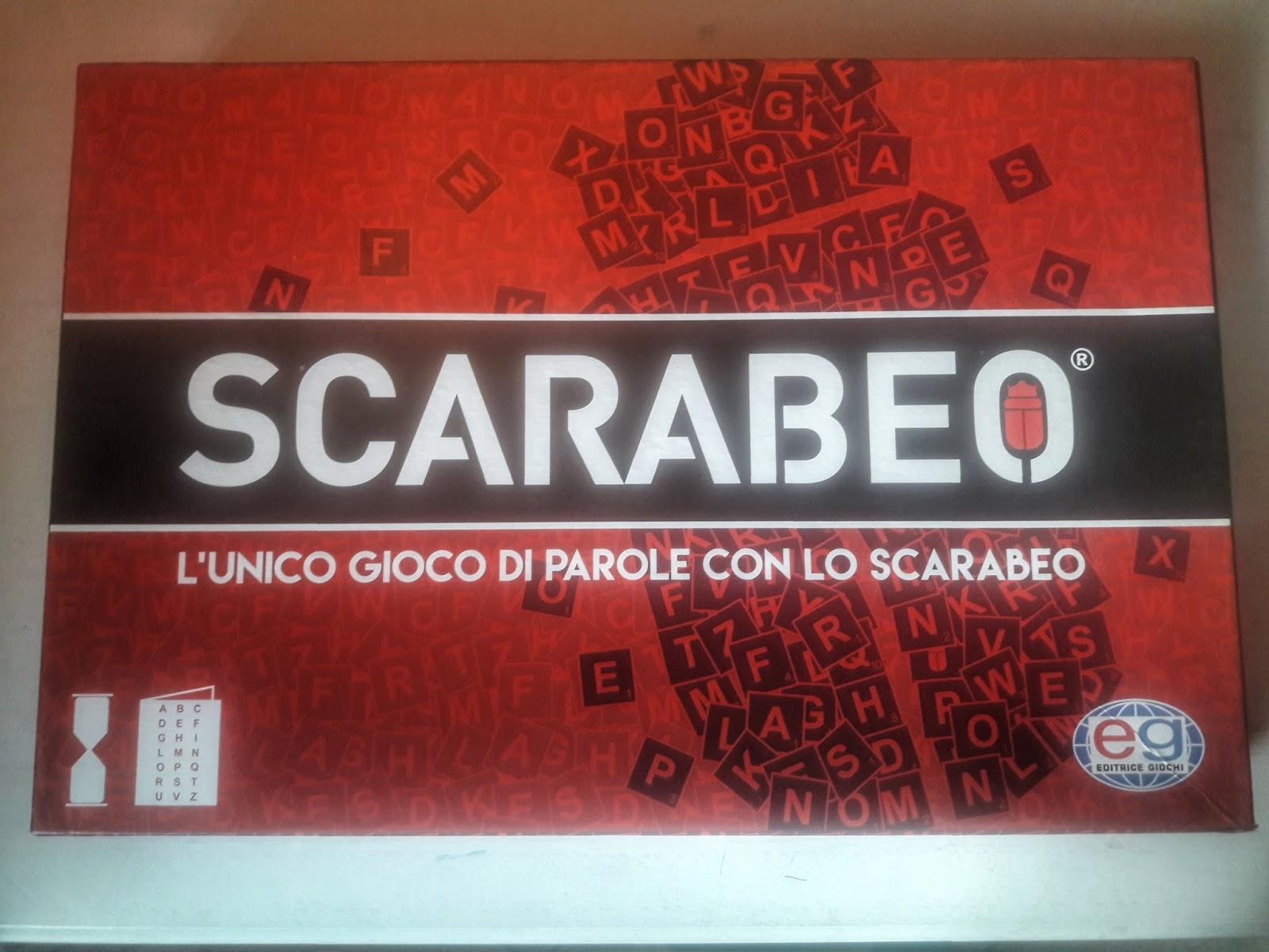 Famiglia tuttofare giochi da tavolo scarabeo editrice giochi - Scarabeo gioco da tavolo ...