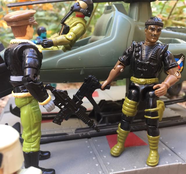 1994 Stalker, Battle Corps, 1993, Ace, General Flagg, Beach Head, Razorblade