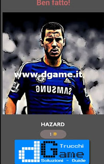 Soluzioni Football Player - Guess Quiz livello 20