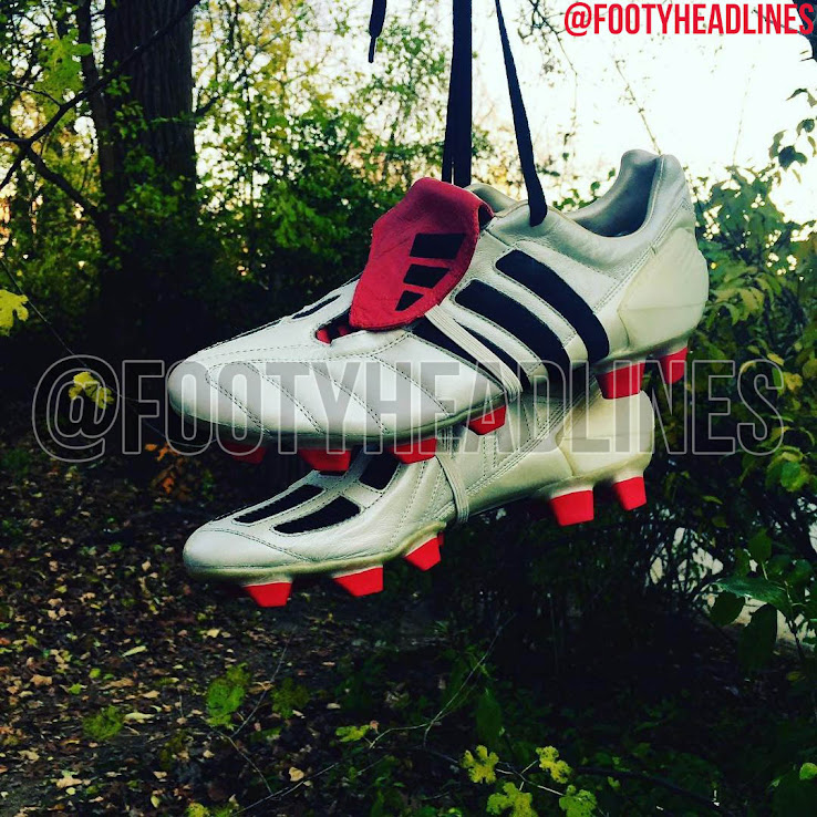 227df4822 ...  Champagne Remake and original boot. Are you impressed  Share your  thoughts on the upcoming Adidas ...