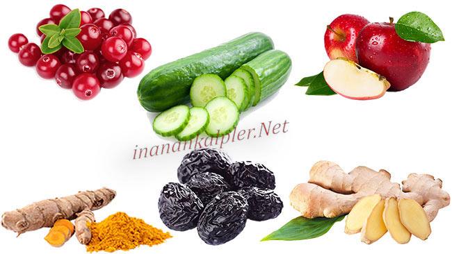 Mutfağımızdaki 10 Doğal İlaç -inanankalpler.net