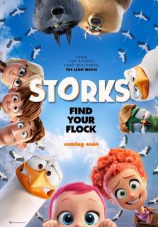 Film STORKS : Find Your Flock (2016)