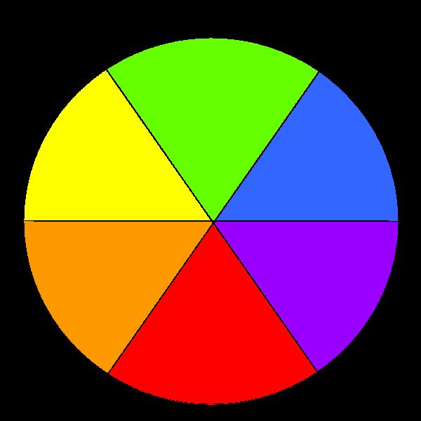 Roleta de cores