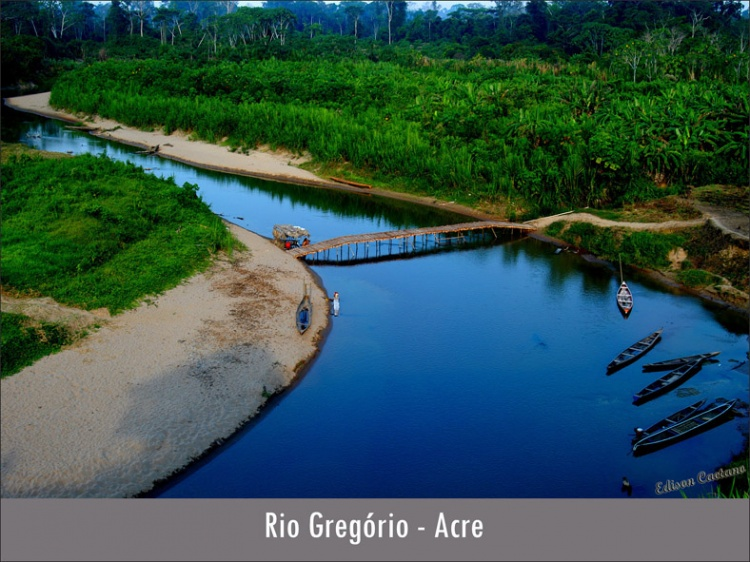 RIO GREGÓRIO - ACRE1
