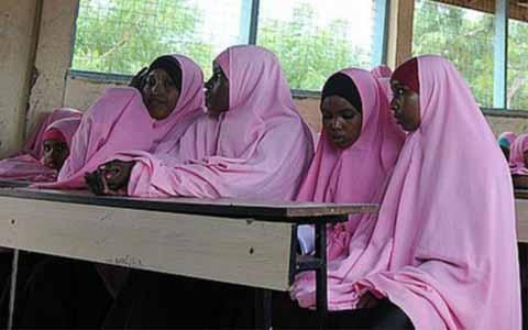 Warga Kenya Sesalkan Putusan Soal Jilbab di Sekolah