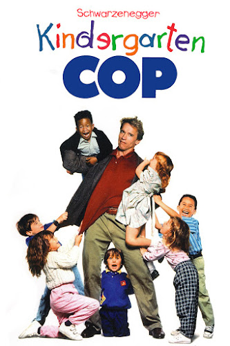 Kindergarten Cop (BRRip 720p Dual Latino / Ingles) (1990)