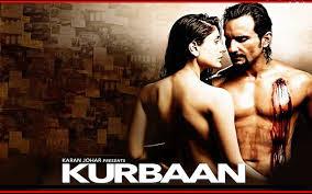 Kurbaan (2009) Bollywood thriller