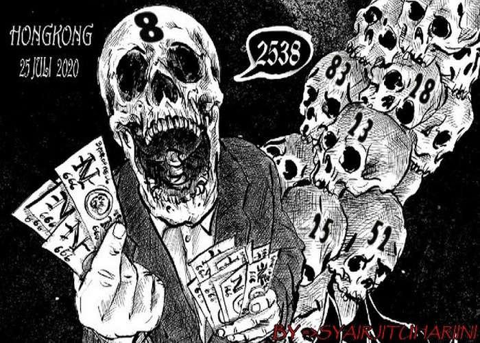 Kode syair Hongkong Sabtu 25 Juli 2020 310