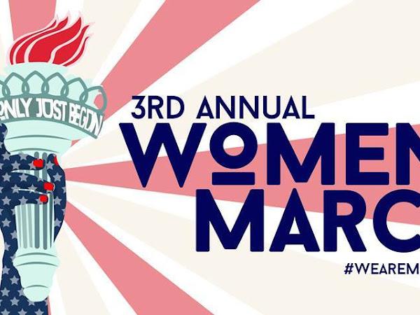 NH Women's March 2019