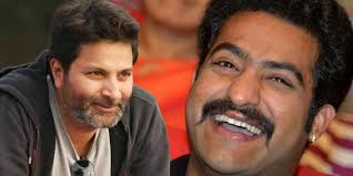 NTR Wants To Convince Trivikram About The Need ToTturn Up At MLA