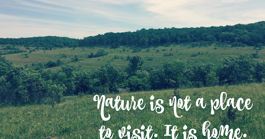 Through Emily's Eyes: Nature is Home