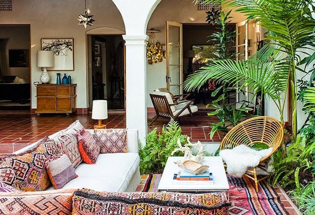 My 10 Favorite Bohemian Patio Ideas. | The House of Boho on My Patio Design  id=68038