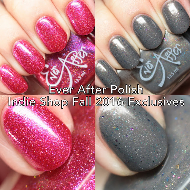Ever After Polish Indie Shop Fall 2016 Exclusives