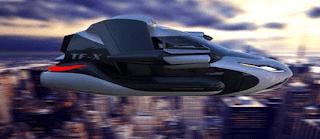 Mobil Terbang TF-X