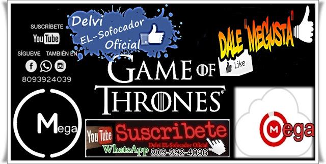 Delvi EL-SoFoCaDoR Oficial: Juegos De Tronos Temporada 1,2,3,4,5,6,7 ...